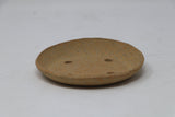 Round / None Small Kusamono Accent Tray by Potter Bill Stufflebeem - Unglazed