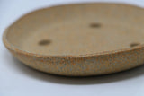 Small Kusamono Accent Tray by Potter Bill Stufflebeem - Unglazed
