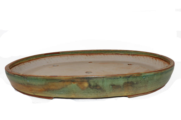 Sara Rayner Large Oval Bonsai Pot - 21.25