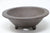 "Round Shohin Unglazed Fancy Bonsai Pot - 5.5"" x 2.25"""