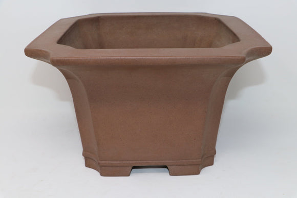 Japanese Keizan Cascade Bonsai Pot - 11.25