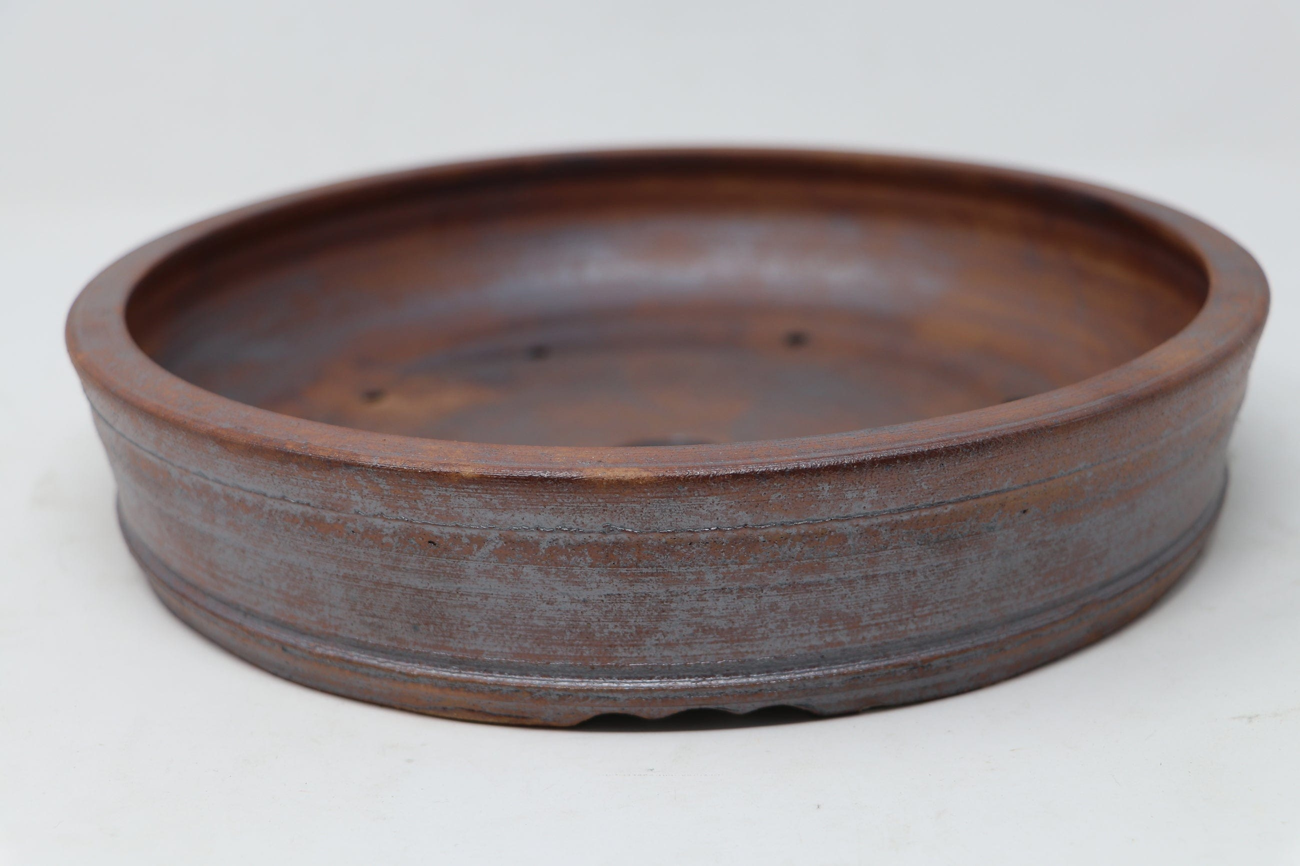 Sam Miller Round Bonsai Pot 10 25 X 2 25 Superfly Bonsai