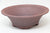 "Lynn August Red Round Bonsai Pot - Unglazed - 7.25"" x 7.25"" x 2.5"""