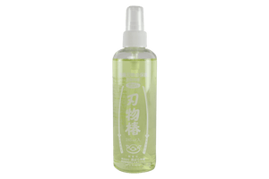 245ml Spray Bottle Japanese Camilla Oil - Tool Sharpening, Cleaning & Protection - Pot Luster Restorer