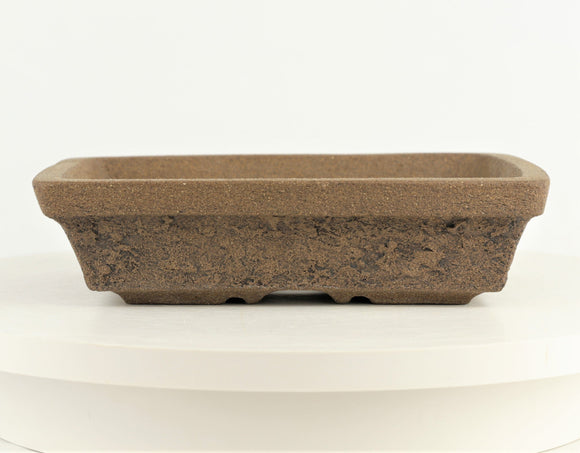 Cathy Boheme Textured Rectangle Bonsai Pot - 9.75