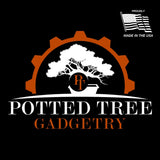 PT Deluxe - Bonsai Workstand & Turntable - Potted Tree Gadgetry