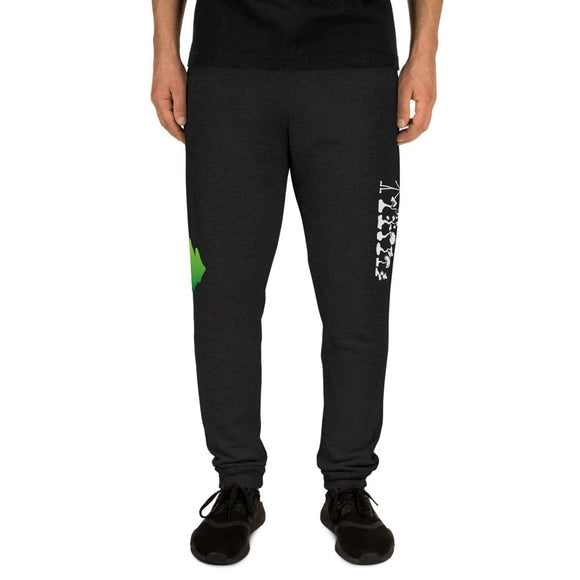 Superfly Bonsai Logo & Stick Figure Family Unisex Joggers Sweatpants