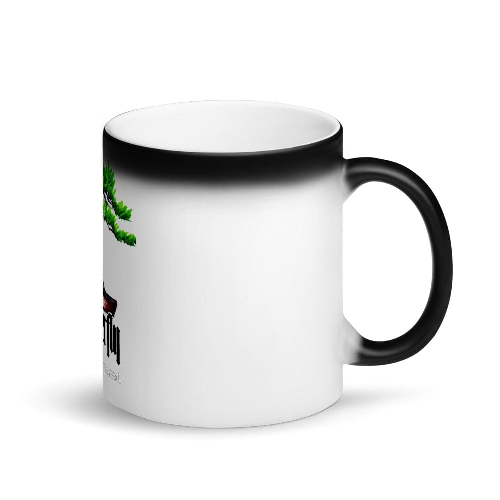 Default Title Superfly Bonsai Brian Soldano Logo - Matte Black Magic Color Chaning Mug