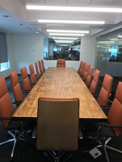 Connected Conference Table
