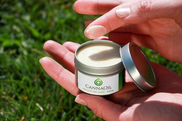 Athletic CBD Salve locally Colorado grown hemp warming blend of oils to bring you our revitalizing Athletic CBD Salve hands