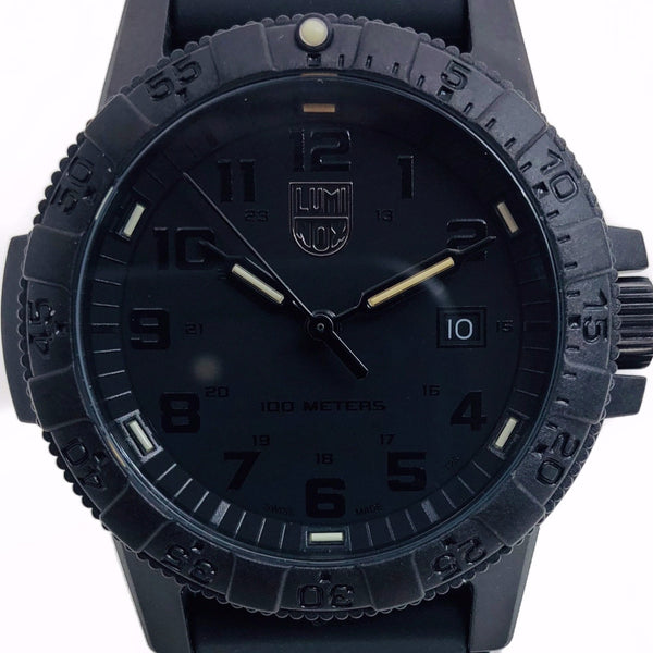Luminox Leatherback Sea Turtle Giant - Black