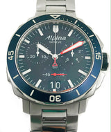 Alpina Seastrong Diver 300 Big Date Chronograph