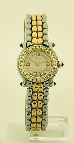 Chopard Diamond Happy Sport