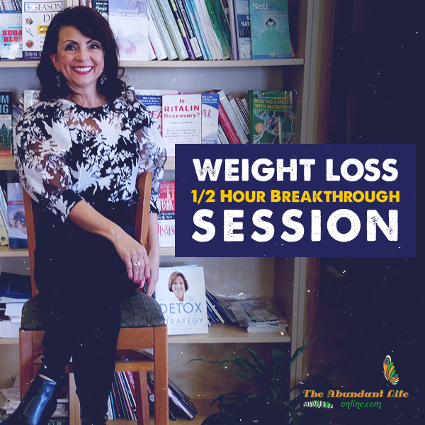 Abundant Life Personal Weight Loss Consultation with Dyanna