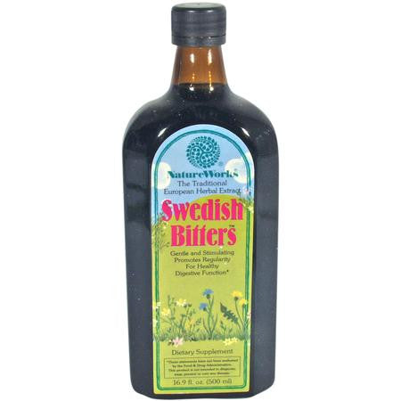 Natureworks Swedish Bitters (16.9 oz.)