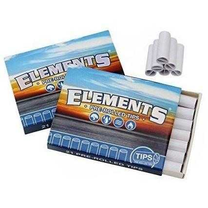 ELEMENTS Tips and filters Elements Pre-Rolled Tips Pack