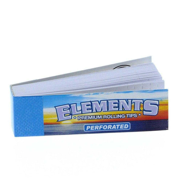 ELEMENTS Tips and filters Elements Regular Perforated Tips Pack