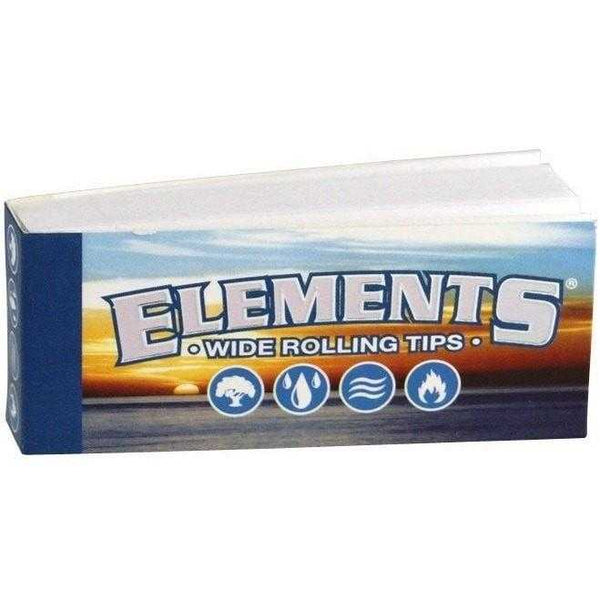 ELEMENTS Tips and filters Elements Wide Tips Pack