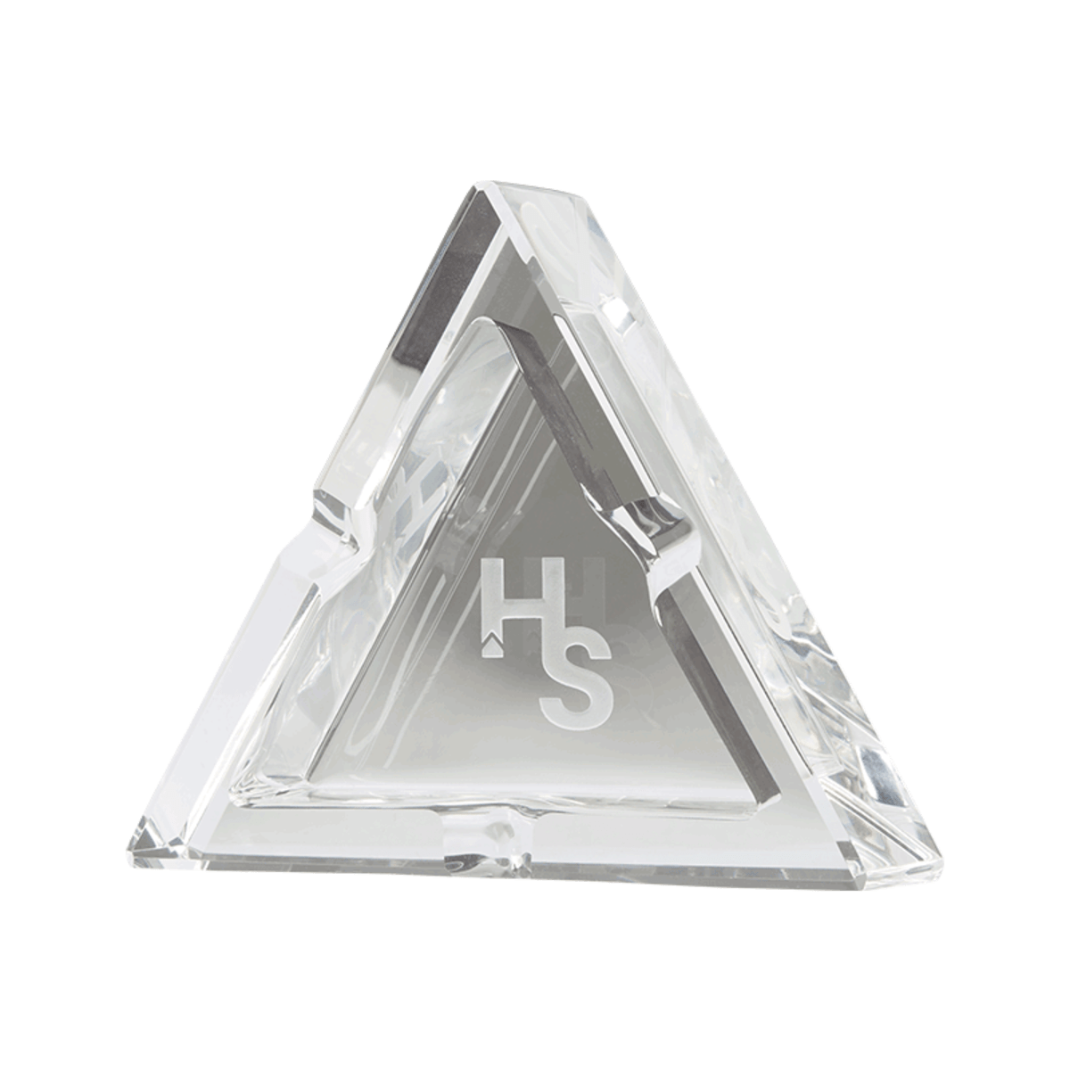 Higher Standards Accessories HIGHER STANDARDS PREMIUM CRYSTAL ASHTRAY