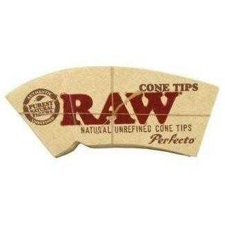 RAW Tips and filters Raw Perfecto Cone Tips Pack