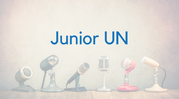 York School - Junior Model UN! (Wednesdays, 4.30PM)