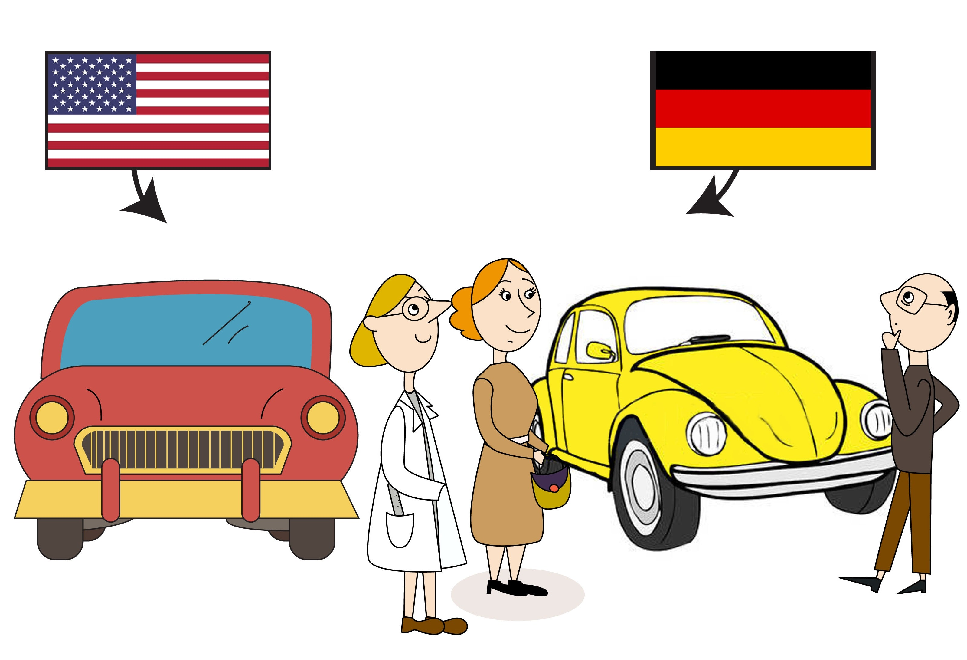 ExplorerHop.com  Buy Local. German cars are more expensive yet are competitive.