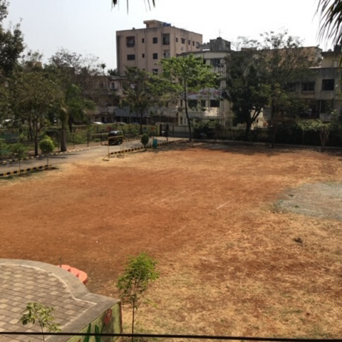 Our School Playground in Pune, India