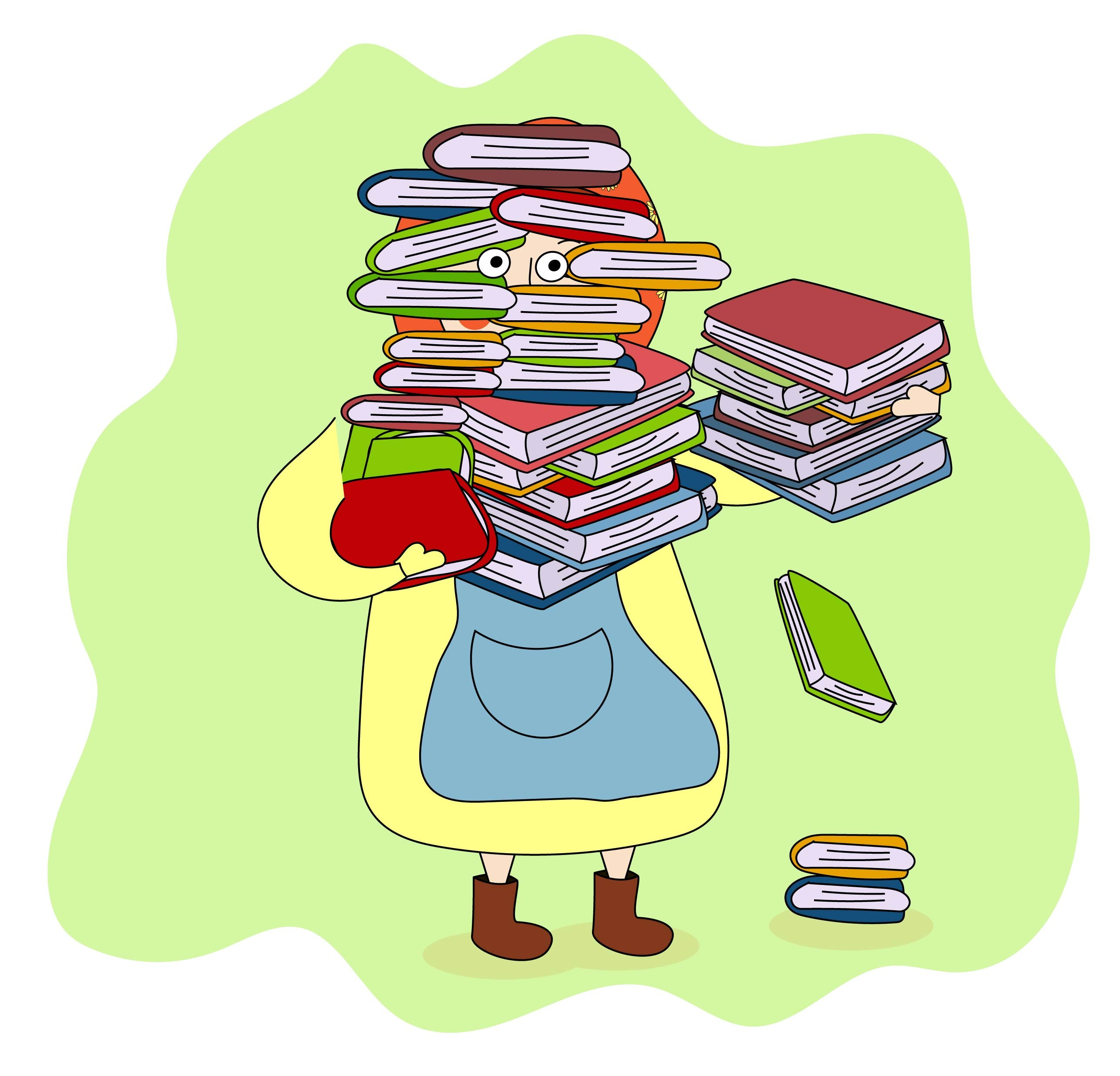 ExplorerHop.com  Trading.  Edna with books