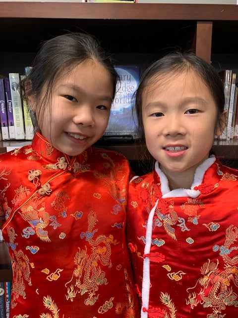 Chinese dresses