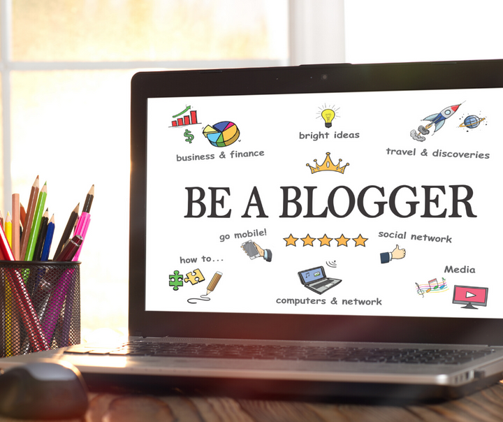 BLOGGING FOR BEGINNERS (Grades 4-8)