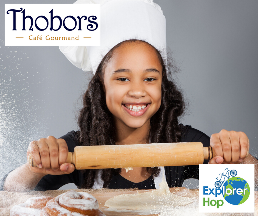 Young Entrepreneurs -Start your own Bakery (Grades 4-6)