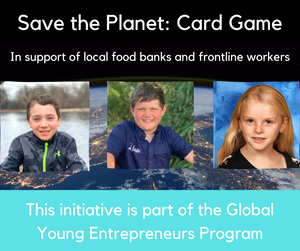 Save the Planet : Card Game - Explorer Hop