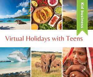 Travel the Globe with Teens