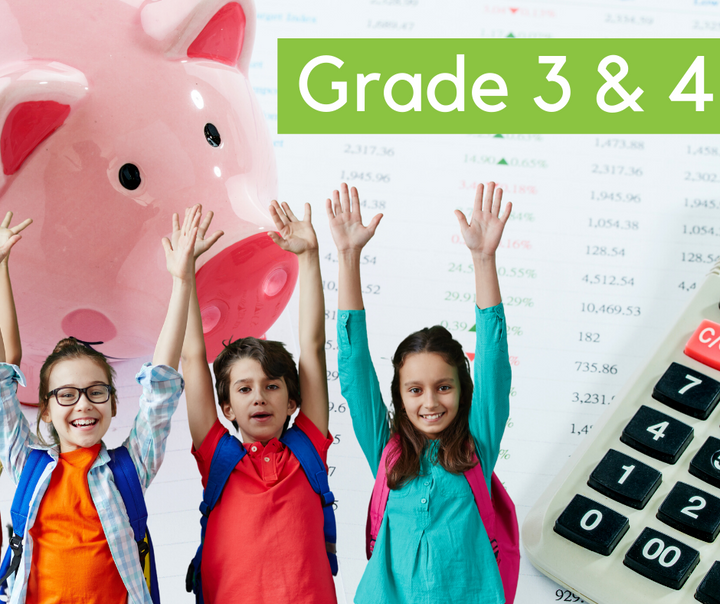 Financial Math  (Grade 3-4)