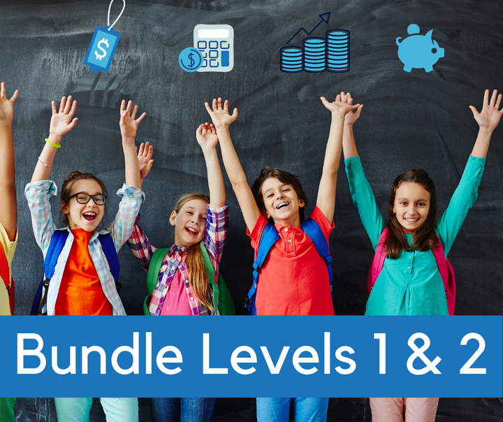 Junior Camp Millionaire Bundle (Grades 4-6) (Save $100 with Bundle)