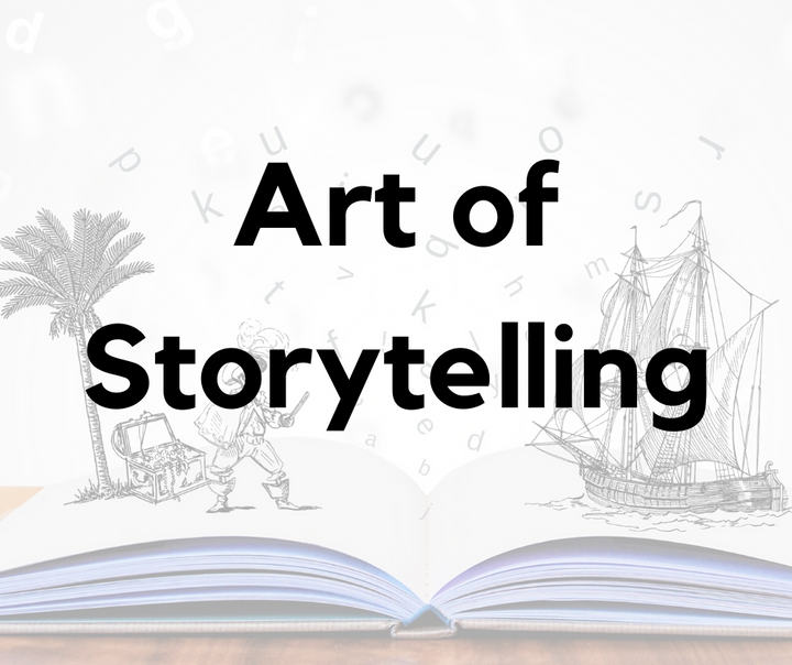 Art of Storytelling (Ages 9-13)