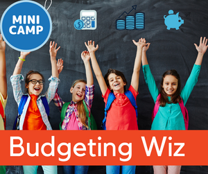Junior Camp Millionaire - Budgeting Wiz (Grades 4-6)