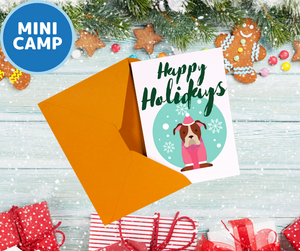 Make your own animated holiday cards (Grades 4-6)