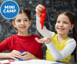 Make your own slime (Grades 1-3)