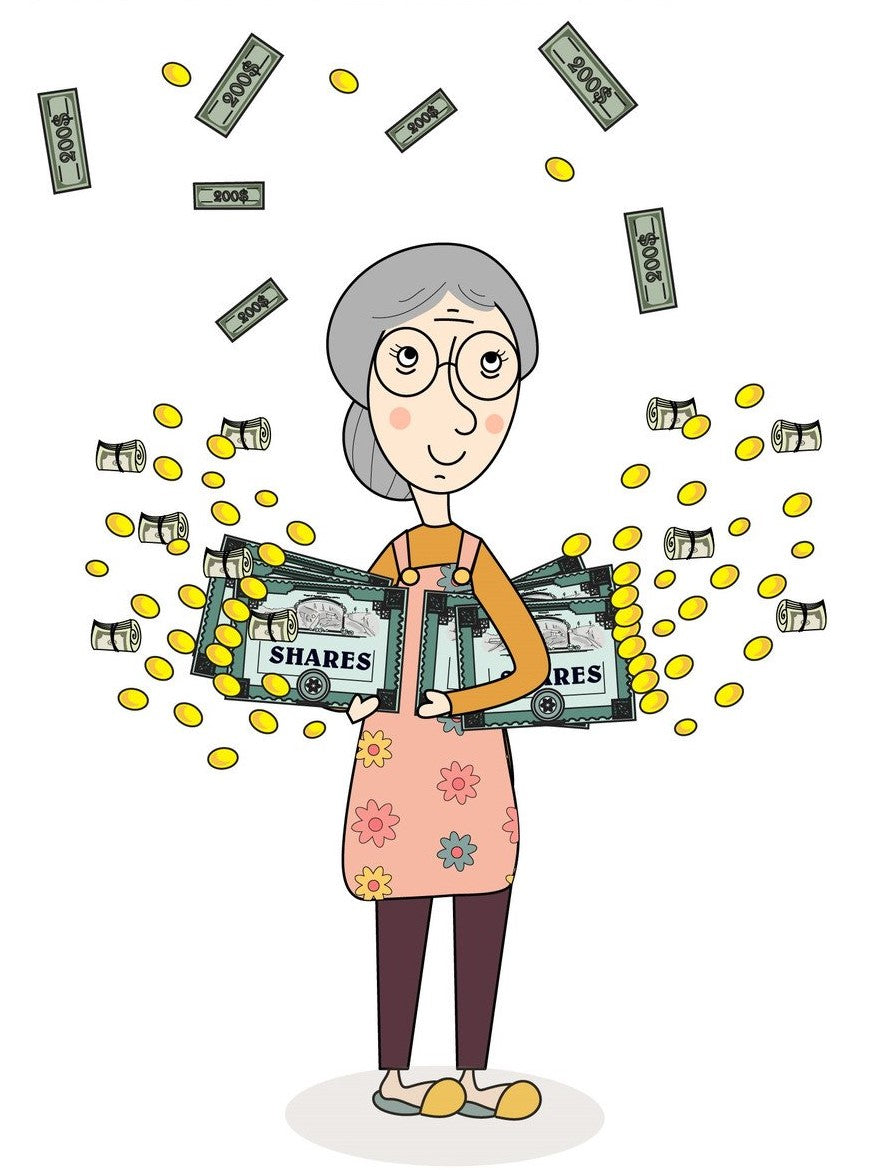Ladies learn about Money - St. Clair & Yonge, Sundays 12.15-1.15