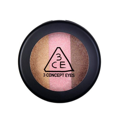 3CE eye triple shadow tin tin tin