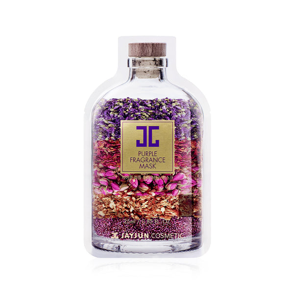 Jayjun Purple Fragrance Mask 1pc | Jayjun 紫色香薰面膜 单片