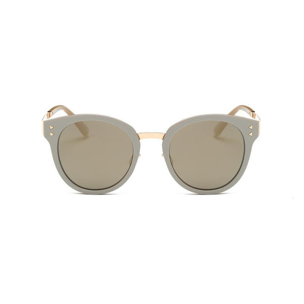 Hipster Polarized Lens Horned Rim Sunglasses Unisex|时尚偏光太阳镜 男女通用