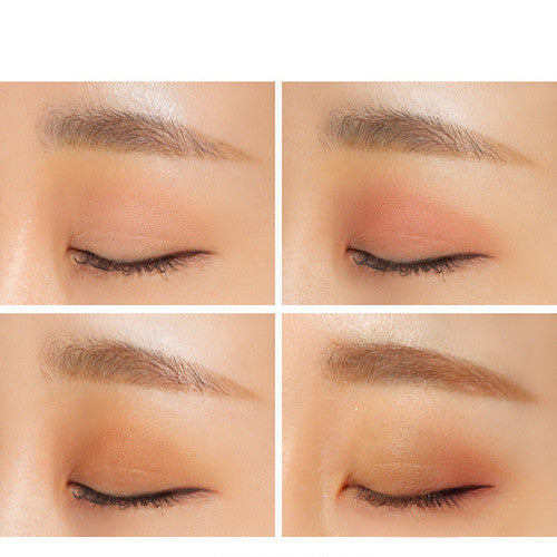 3CE Mood Recipe Triple Shadow #Dainty Tasty|3CE Mood Recipe情调配方秋冬系列三色眼影 #Dainty Tasty