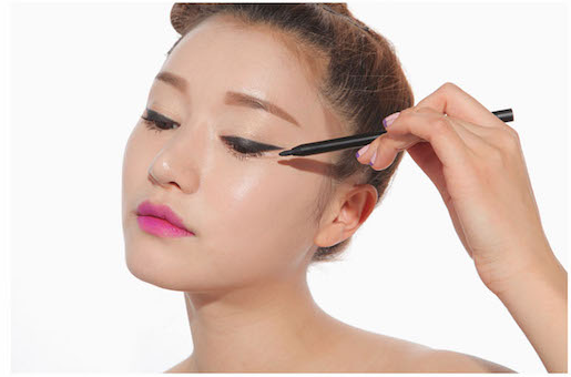 3CE Creamy Waterproof Eyeliner #Cats | 3CE 幼滑防水眼线笔 CATS 无珠光黑色
