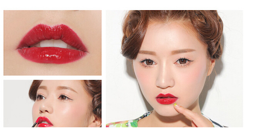 3CE Lip Tint Backstage Cherry Pink | 3CE 丝柔唇彩  樱桃红 Backstage
