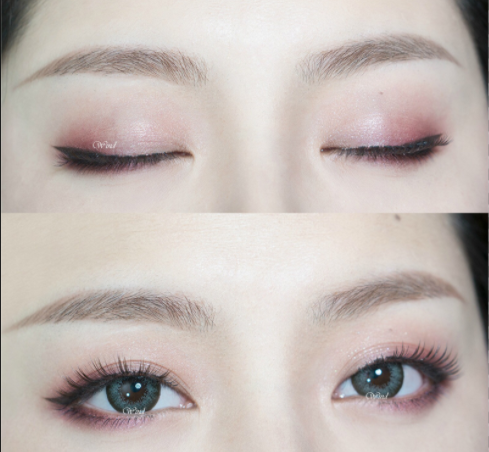 Canmake Perfect Stylist Eyes #14 Antique Ruby | Canmake 完美雕刻五色眼影 #14 复古红