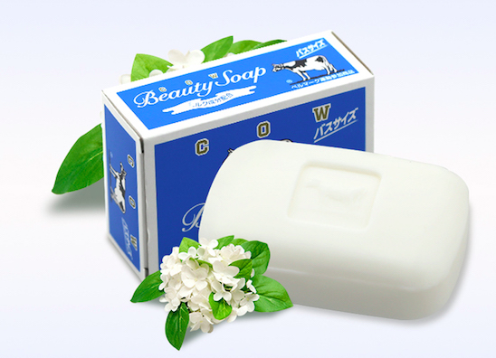 COW Beauty Soap 100g | Cow 牛乳石碱 清爽型美肤香皂 100g