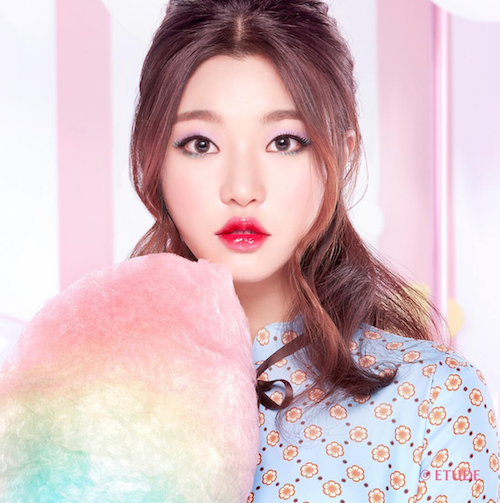 Etude House Wonder Fun Park Candy Eyes #01|爱丽小屋 Wonder Fun Park 游乐园限量眼影 #01