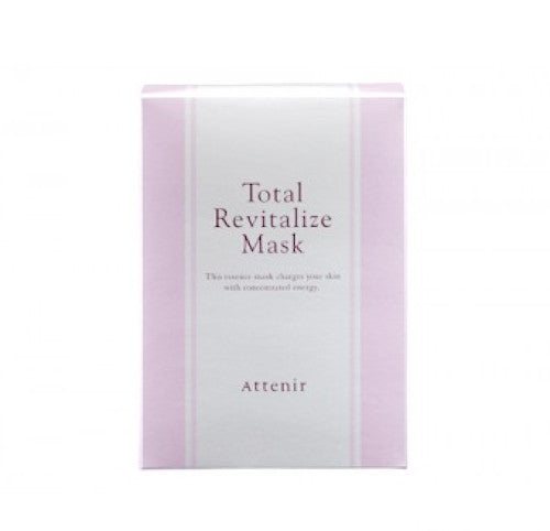 Attenir Total Revitalizing Mask 1pc|Attenir 保湿修护补水镇定面膜 1pc